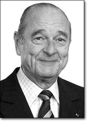 Jacques Chirac age